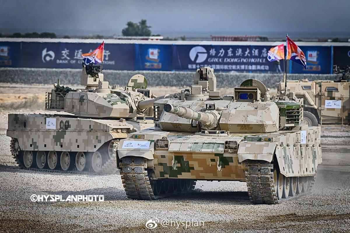 Choang: Luc quan Trung Quoc dung nhieu xe tang bang ca Nga, My cong lai-Hinh-10