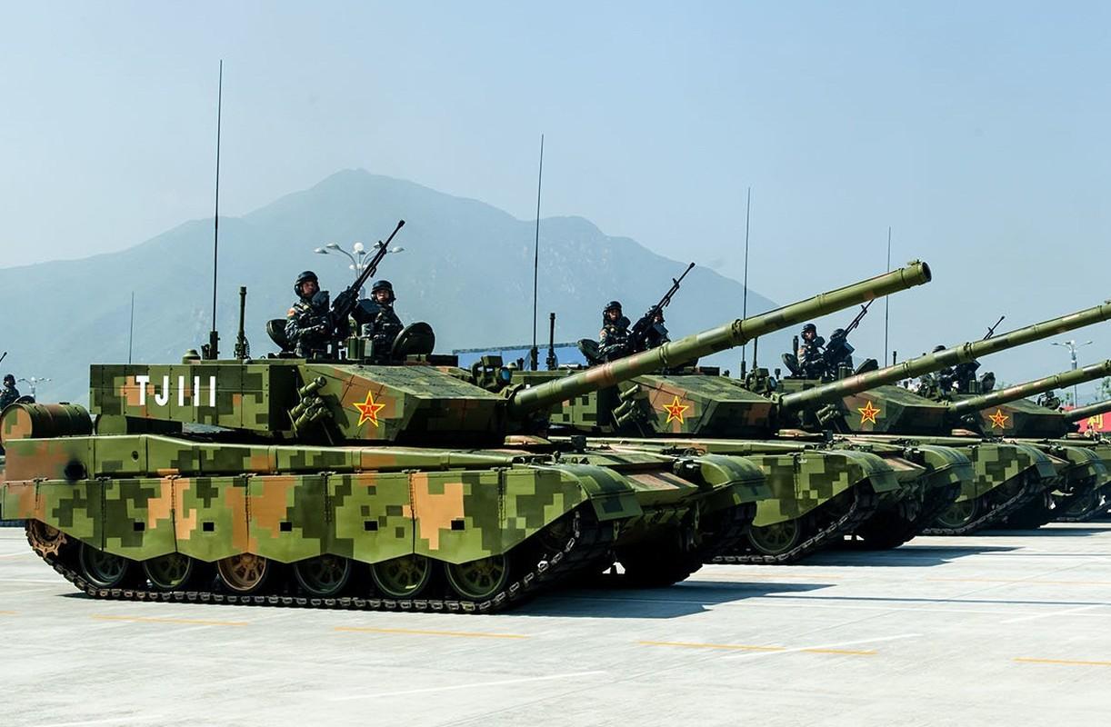 Choang: Luc quan Trung Quoc dung nhieu xe tang bang ca Nga, My cong lai-Hinh-11