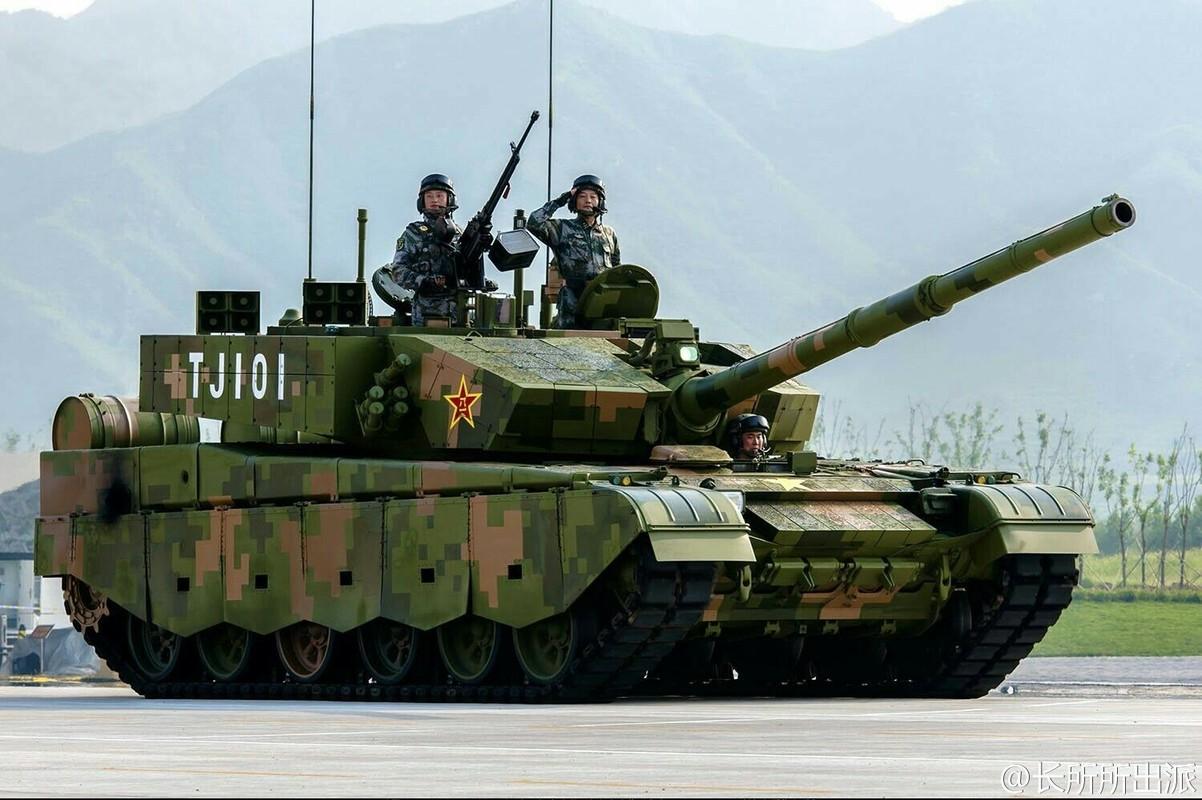 Choang: Luc quan Trung Quoc dung nhieu xe tang bang ca Nga, My cong lai-Hinh-12
