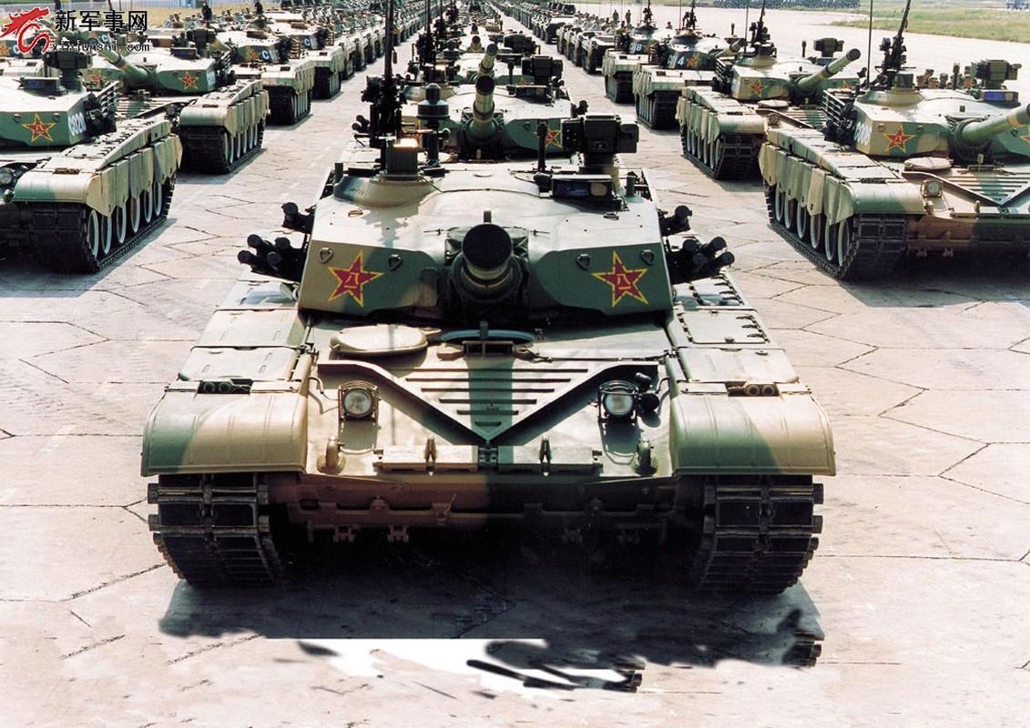 Choang: Luc quan Trung Quoc dung nhieu xe tang bang ca Nga, My cong lai-Hinh-13