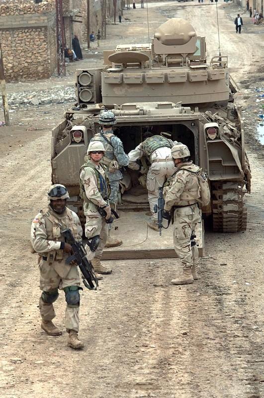 So BTR-82A cua Nga dam huc, My tung