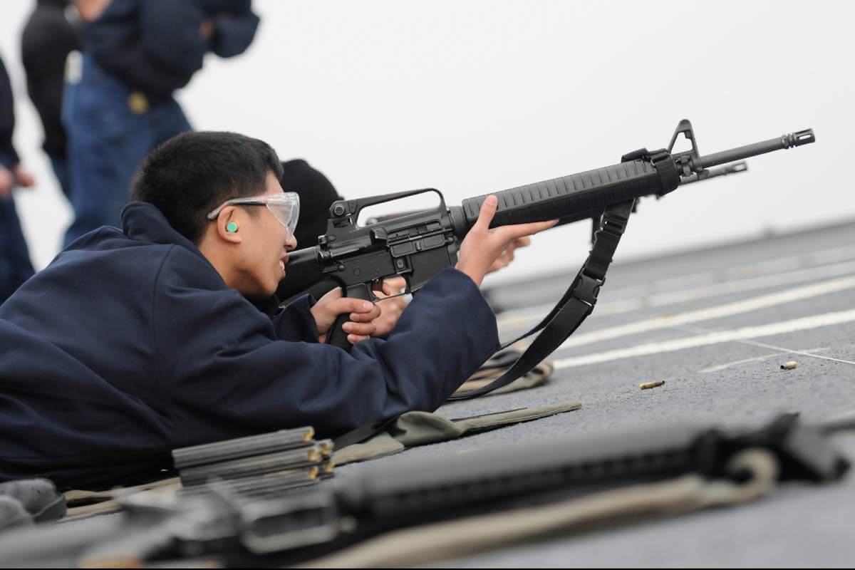 Cong nghiep Quoc phong Viet Nam nang cap thanh cong sung M-16 cua My-Hinh-4