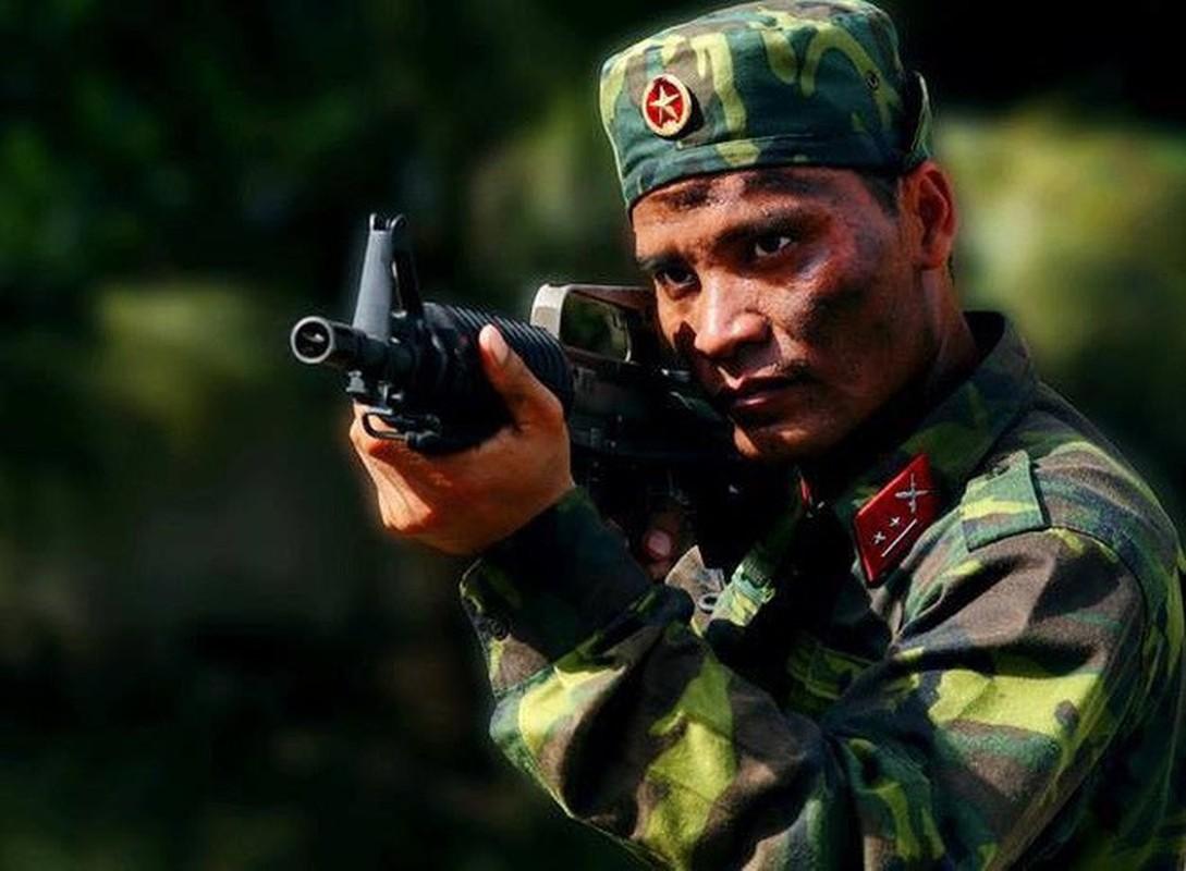 Cong nghiep Quoc phong Viet Nam nang cap thanh cong sung M-16 cua My-Hinh-8