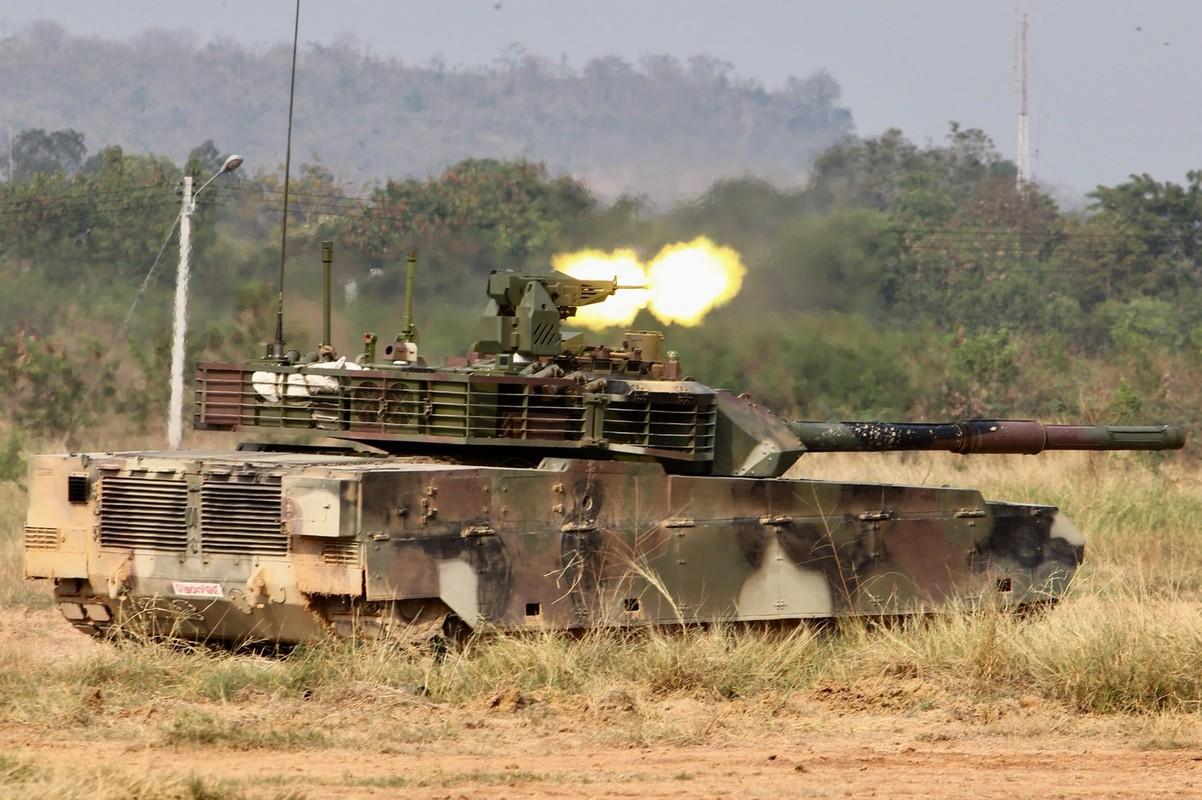 Sung may phong khong 12.7mm tren xe tang chu luc va buoc di lich su-Hinh-13