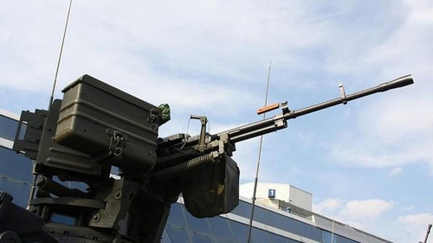 Sung may phong khong 12.7mm tren xe tang chu luc va buoc di lich su-Hinh-9