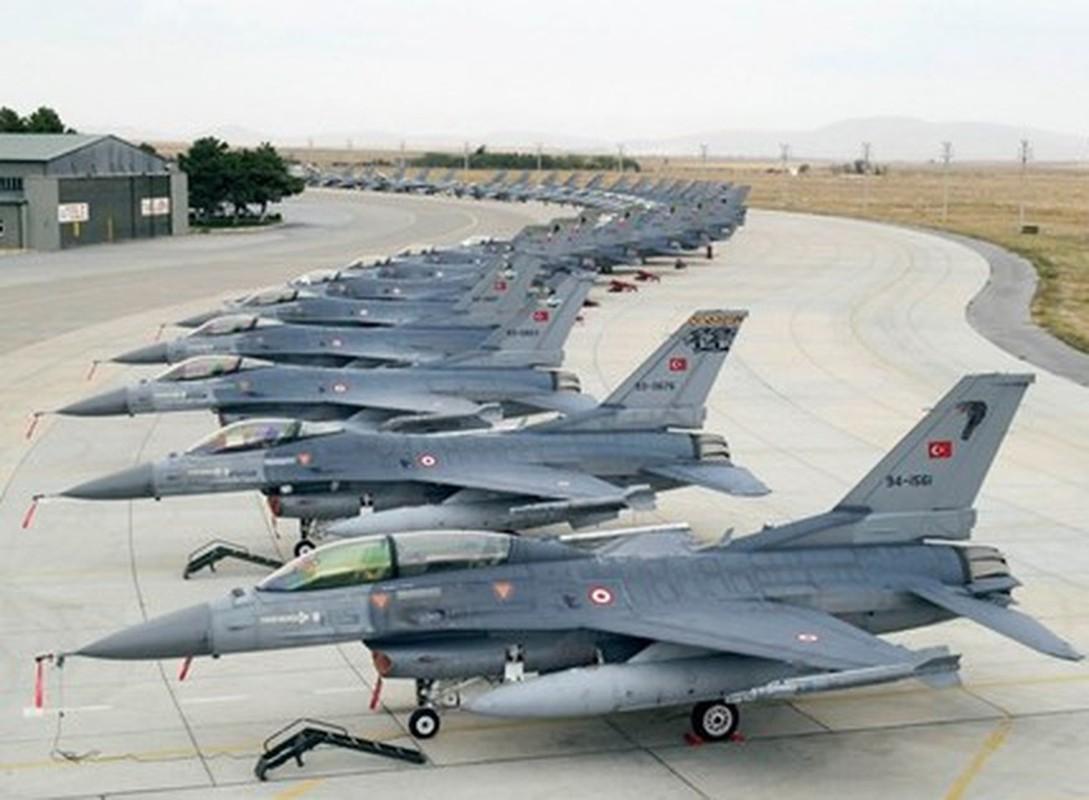 Bien cang: F-16 Tho Nhi Ky ban roi Su-25 Armenia, phi cong chet chay!-Hinh-2