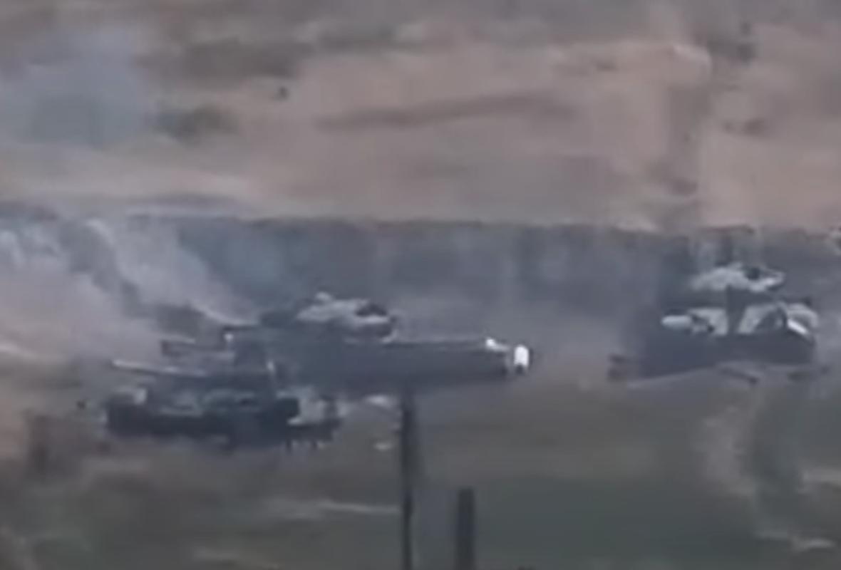 Bien cang: F-16 Tho Nhi Ky ban roi Su-25 Armenia, phi cong chet chay!-Hinh-9
