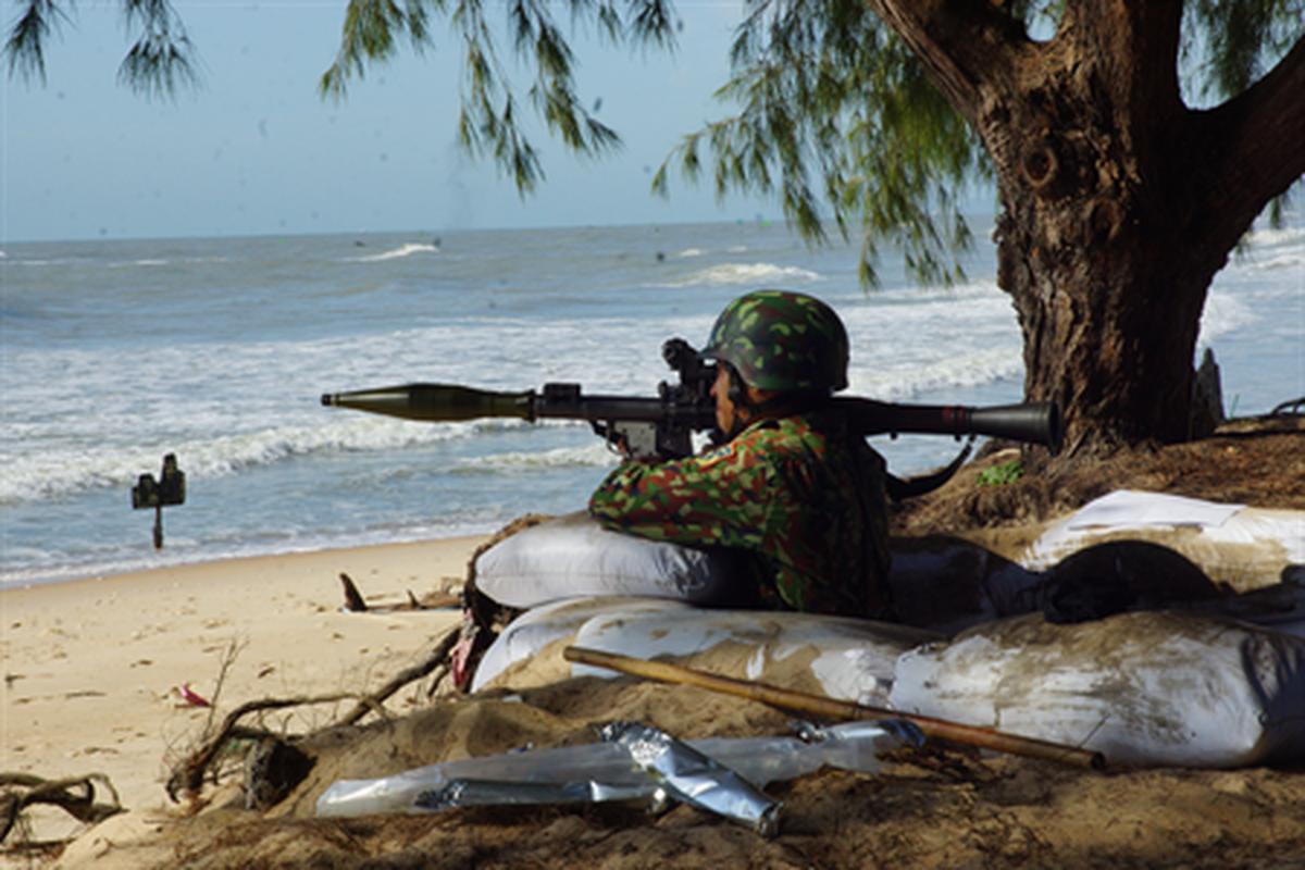 He thong phong thu bo bien Viet Nam: Nhieu tang, nhieu lop, lien hoan-Hinh-3