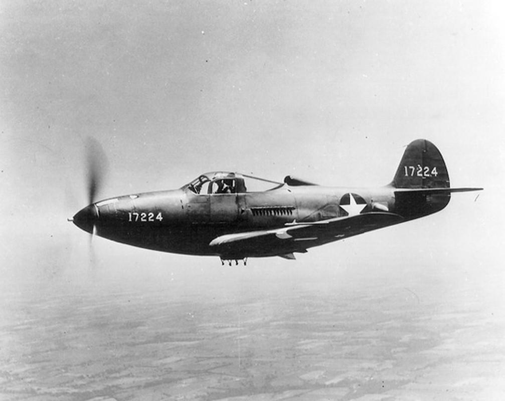 May bay P-39: