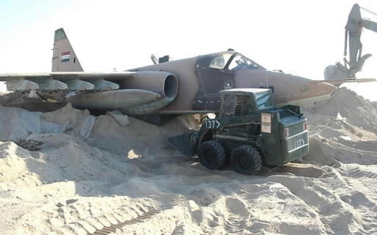 Giai ma vu Iraq chon giau 800 may bay chien dau trong sa mac-Hinh-10