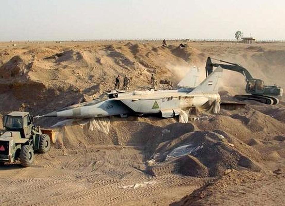 Giai ma vu Iraq chon giau 800 may bay chien dau trong sa mac-Hinh-8