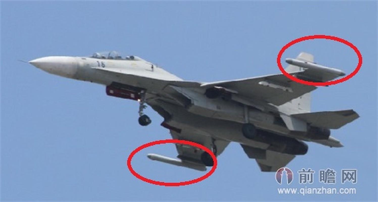Trung Quoc chi can J-16 de chong lai Su-30 va Rafale cua An Do?-Hinh-10