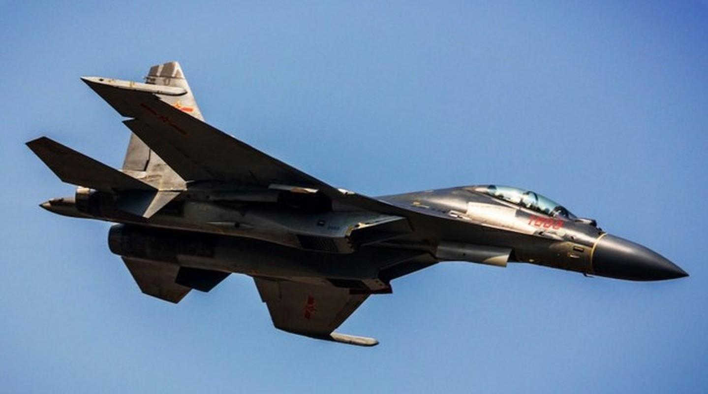 Trung Quoc chi can J-16 de chong lai Su-30 va Rafale cua An Do?-Hinh-3