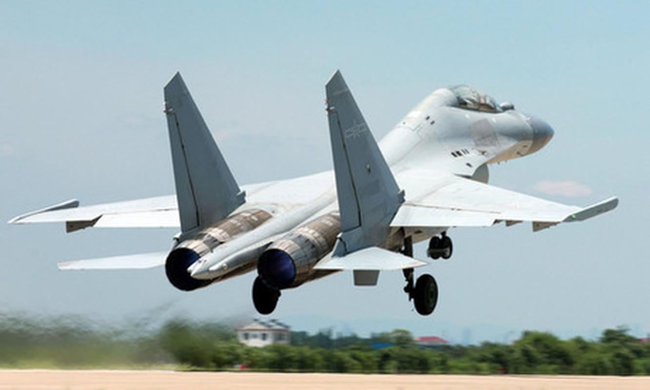 Trung Quoc chi can J-16 de chong lai Su-30 va Rafale cua An Do?-Hinh-5