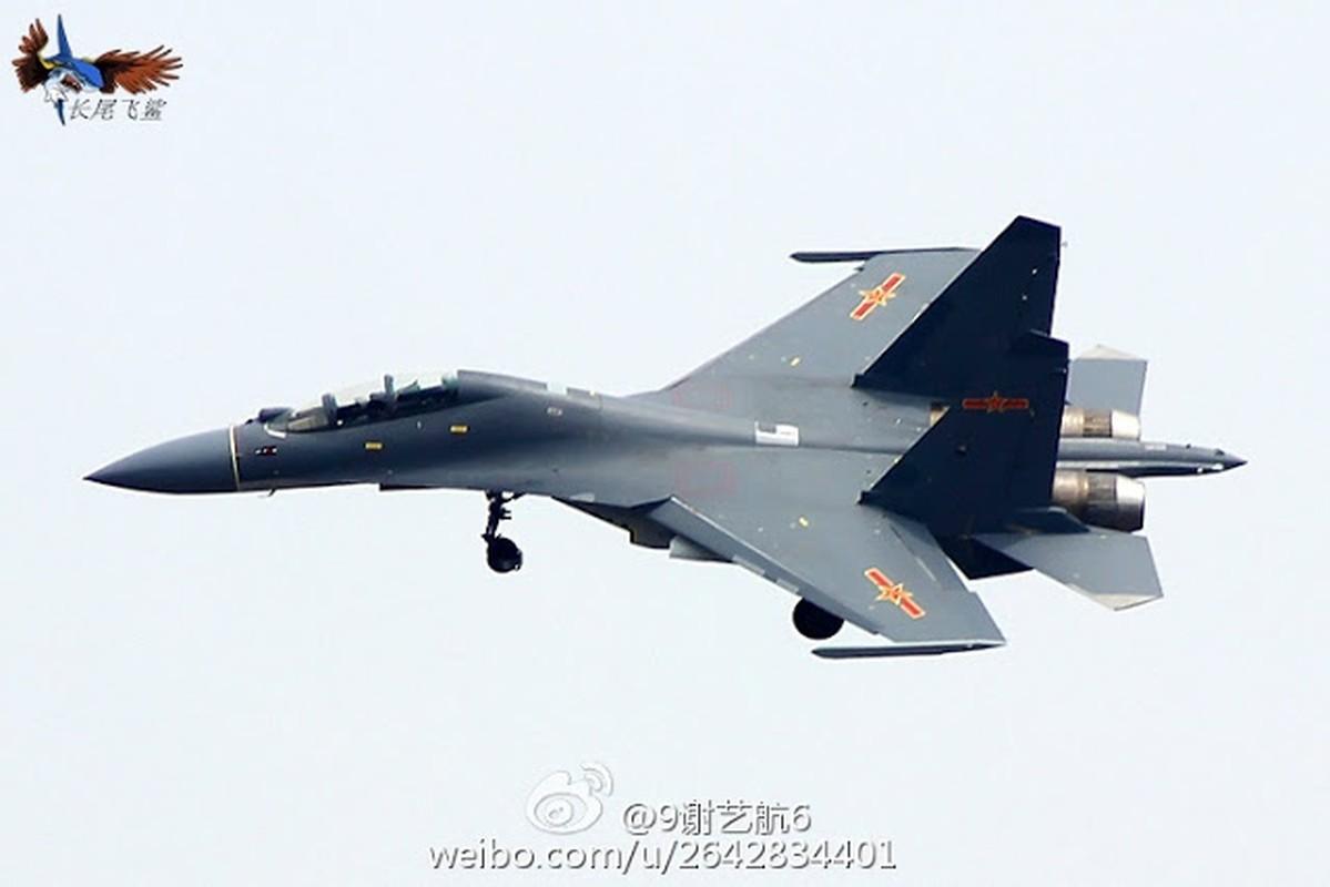 Trung Quoc chi can J-16 de chong lai Su-30 va Rafale cua An Do?-Hinh-6