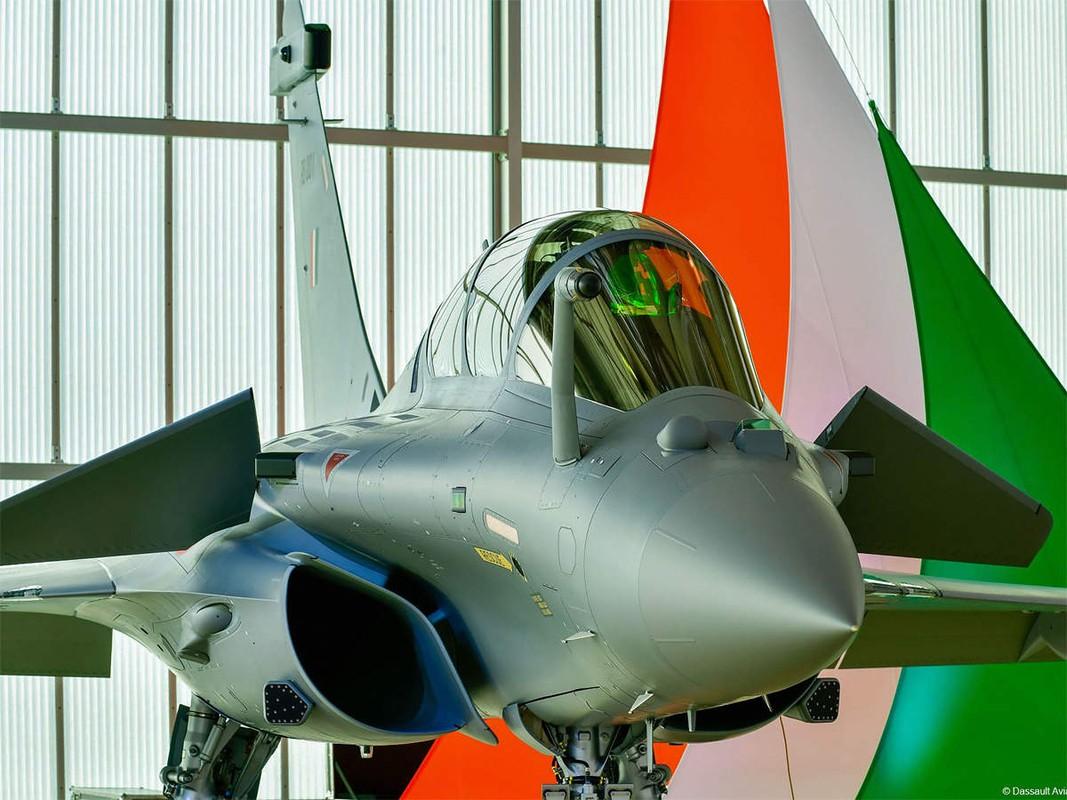 So Rafale An Do, Khong quan Pakistan duoc no sung khong can xin chi thi-Hinh-2