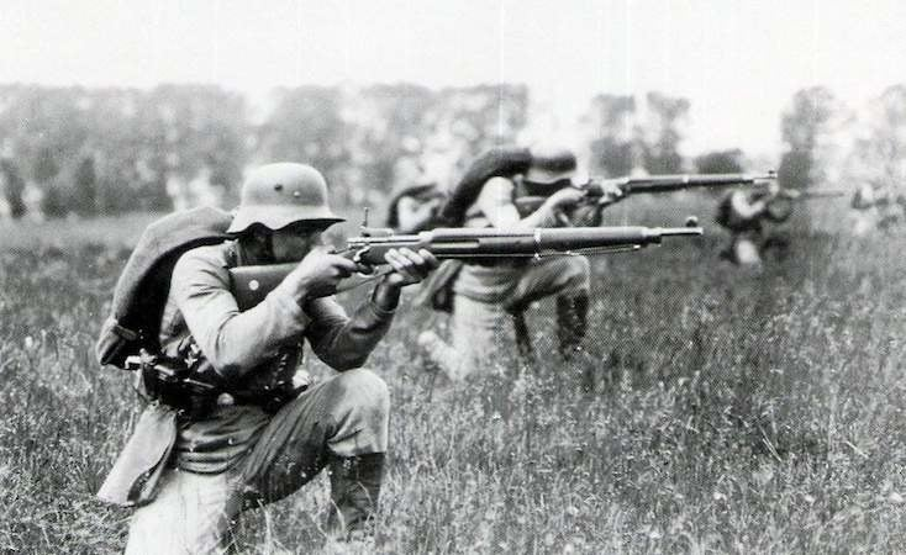 6 vu khi bo binh duoc Quan doi My lua chon truoc sung M16
