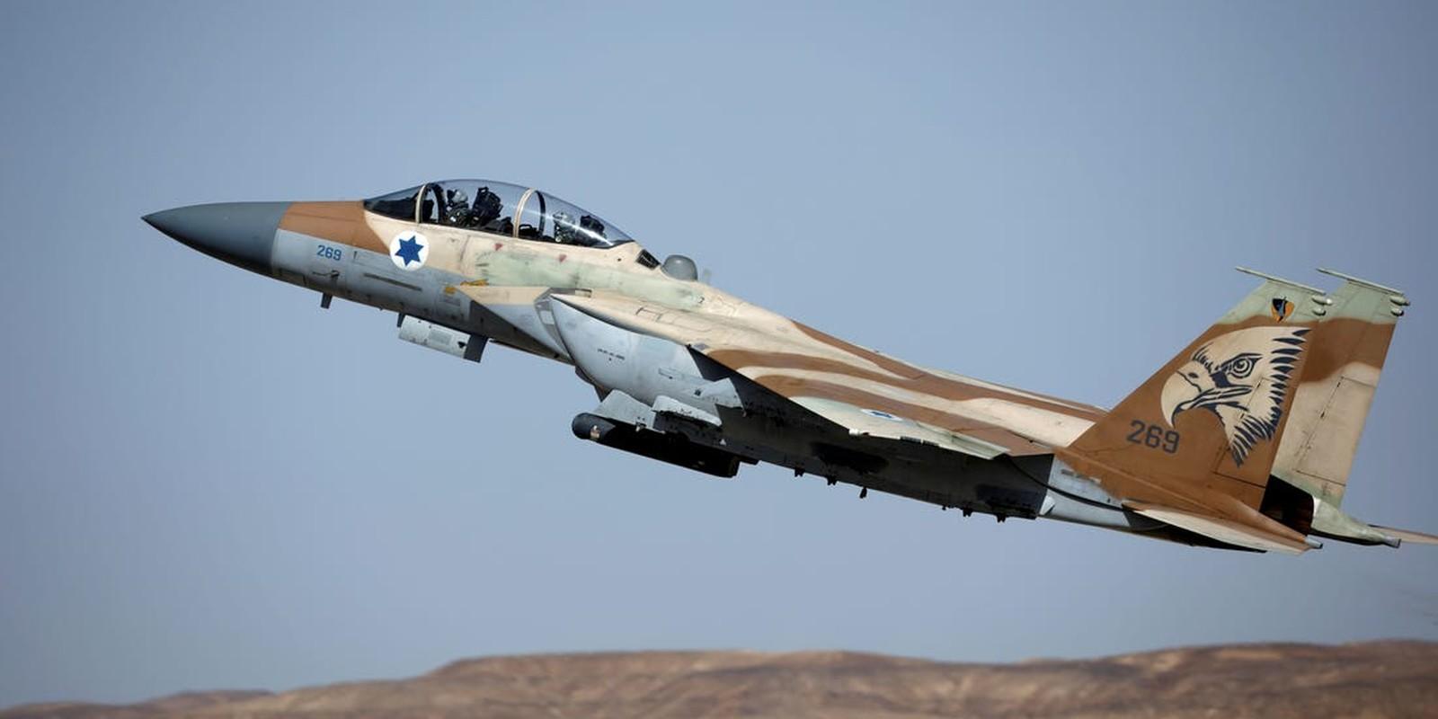 Israel de doa dung vu luc, Iran khang dinh: