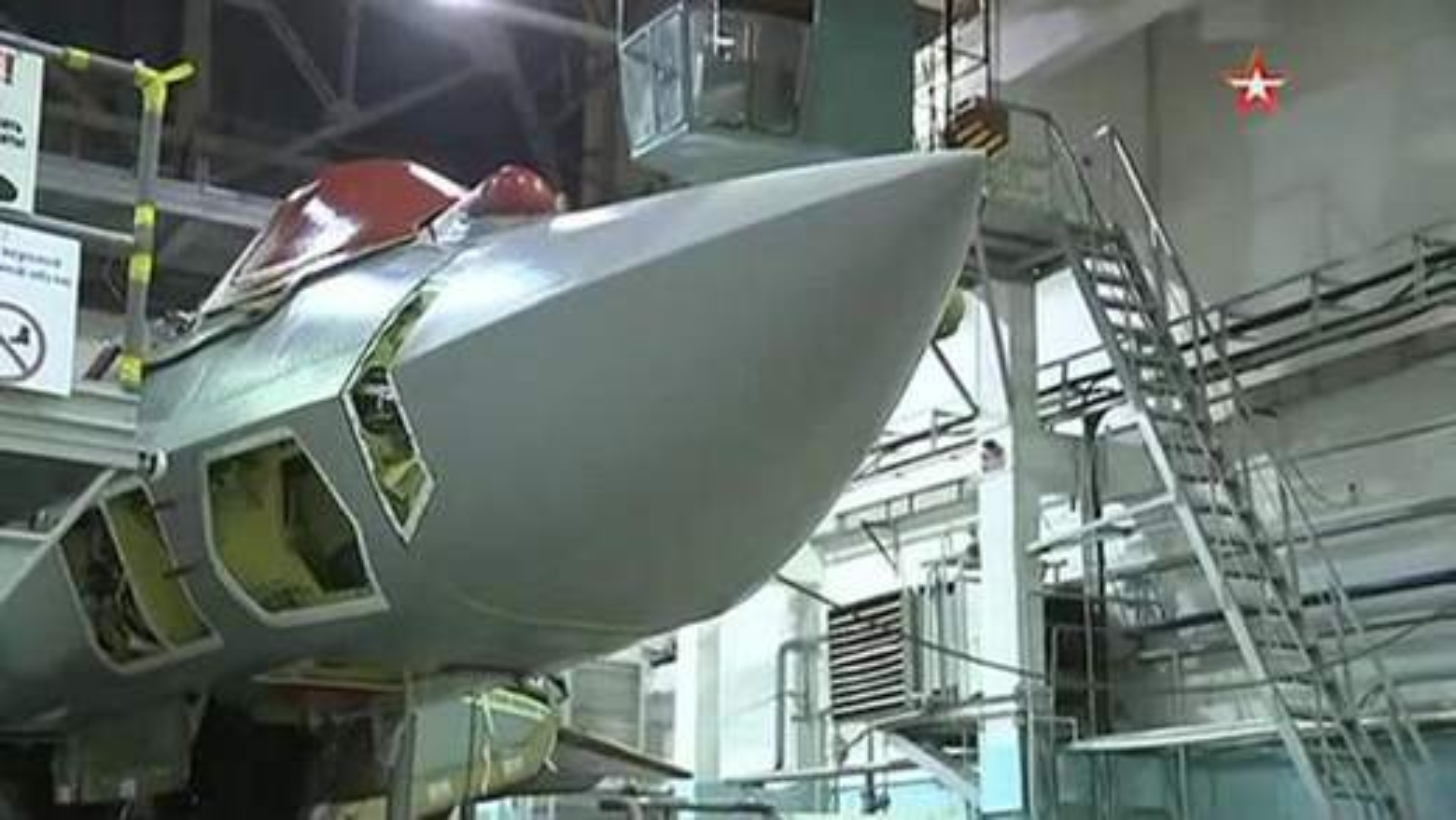 Nhung cong nghe hien dai nhat duoc su dung trong tiem kich Su-57-Hinh-11