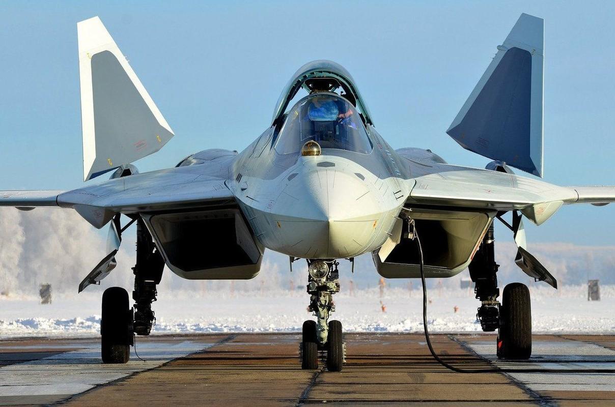 Nhung cong nghe hien dai nhat duoc su dung trong tiem kich Su-57-Hinh-16
