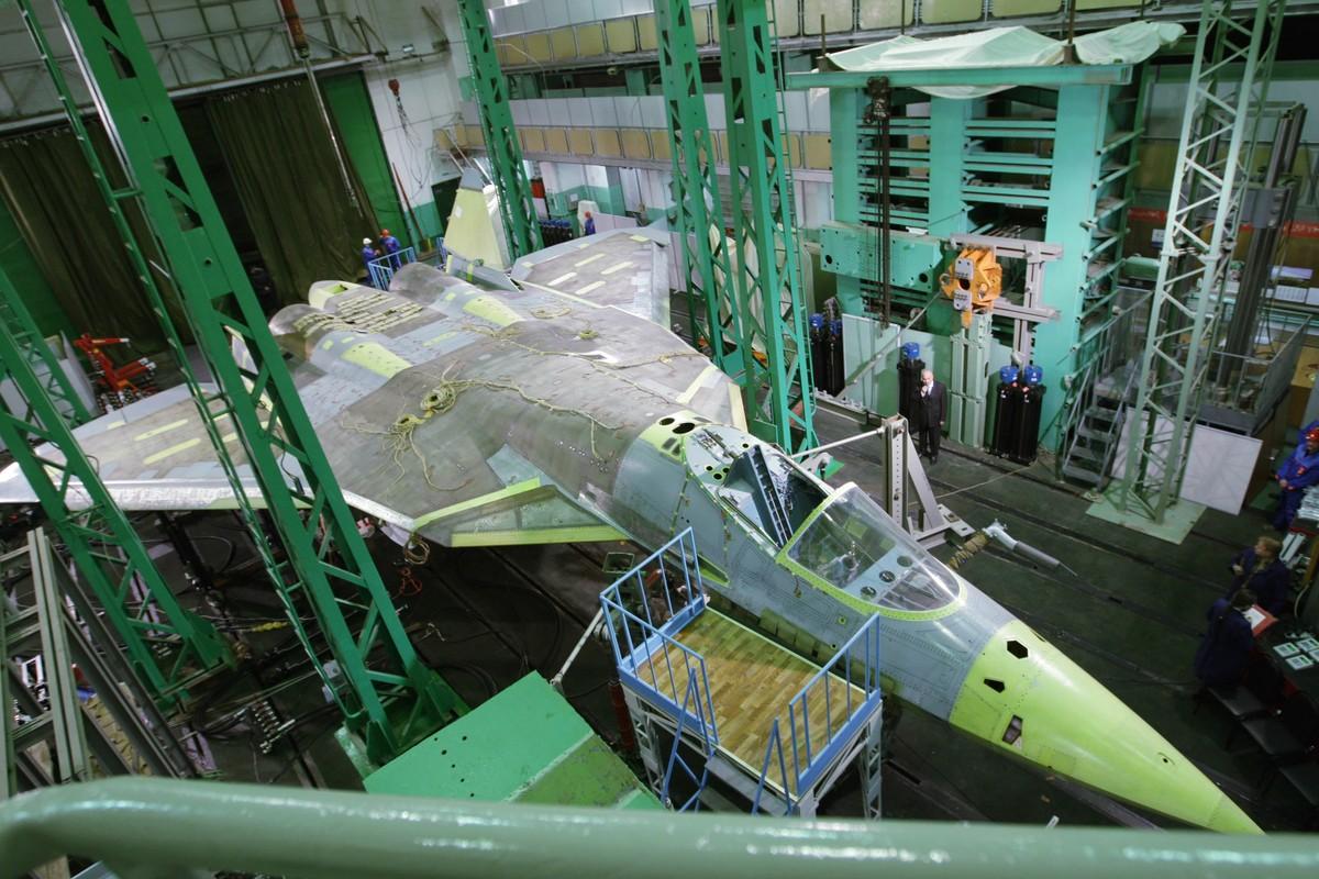 Nhung cong nghe hien dai nhat duoc su dung trong tiem kich Su-57-Hinh-4