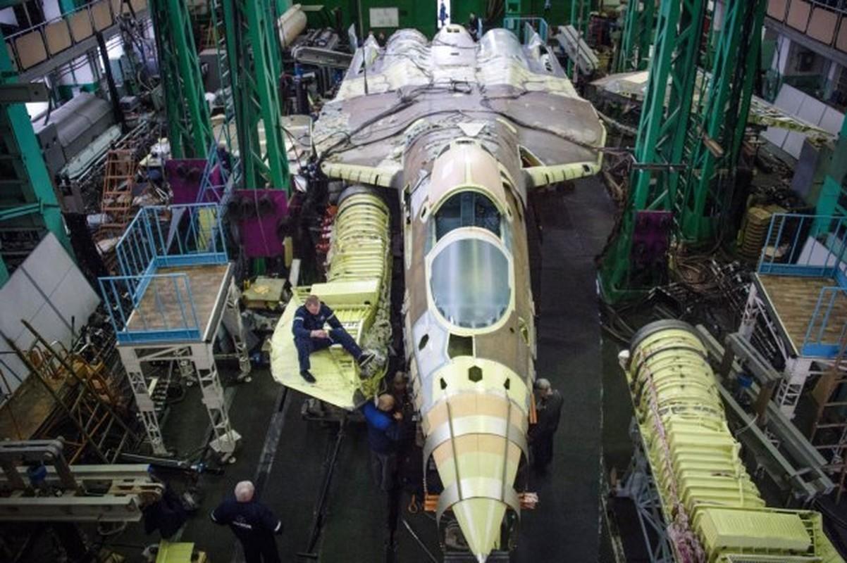 Nhung cong nghe hien dai nhat duoc su dung trong tiem kich Su-57-Hinh-5