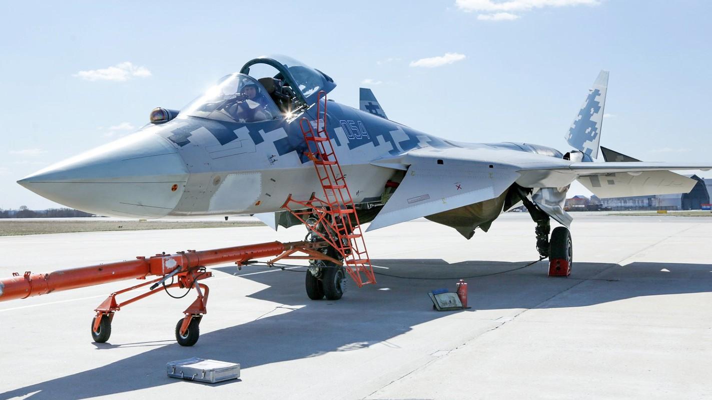 Nhung cong nghe hien dai nhat duoc su dung trong tiem kich Su-57-Hinh-8