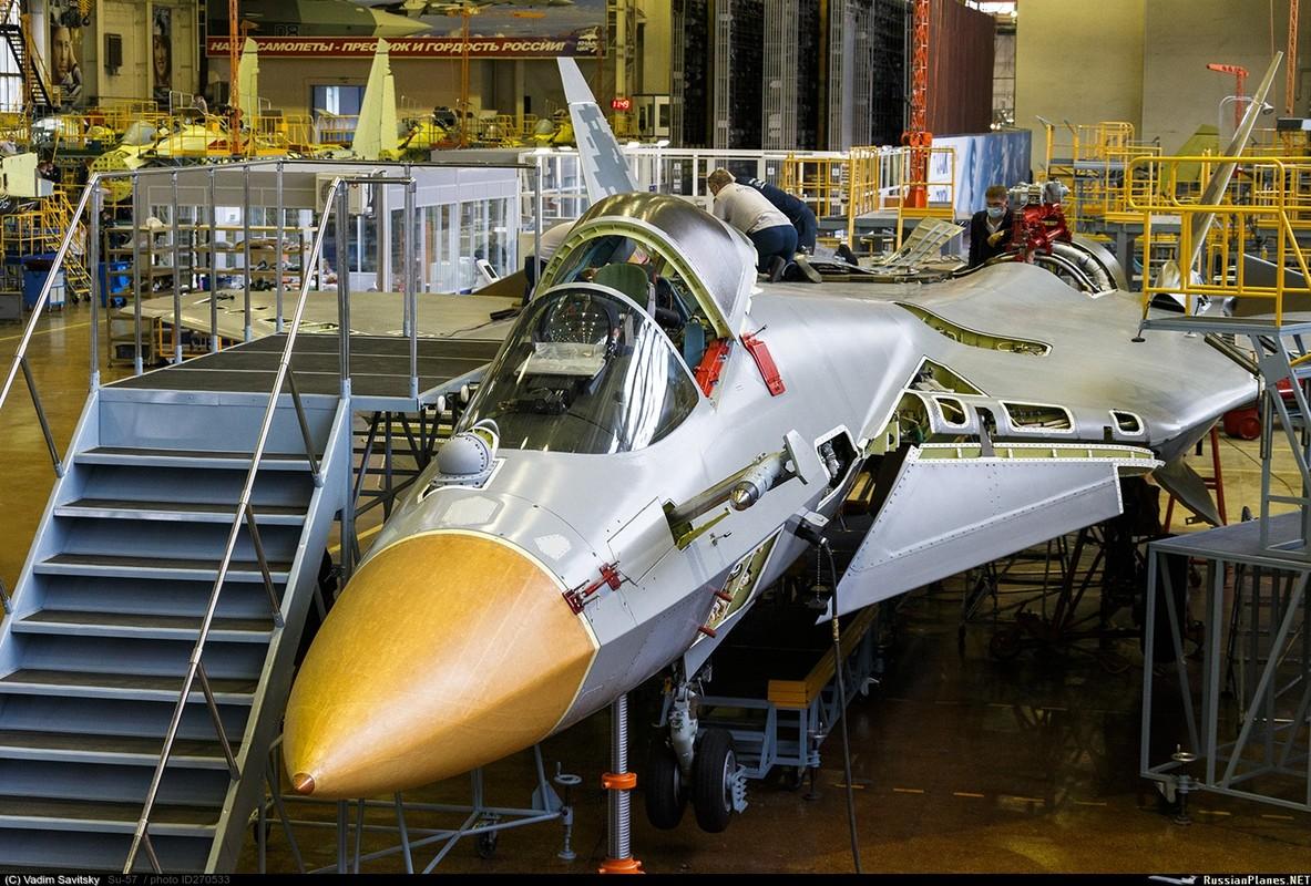 Nhung cong nghe hien dai nhat duoc su dung trong tiem kich Su-57-Hinh-9