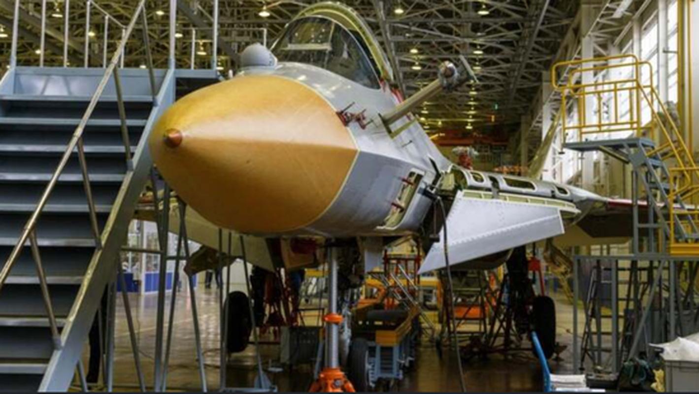 Nhung cong nghe hien dai nhat duoc su dung trong tiem kich Su-57