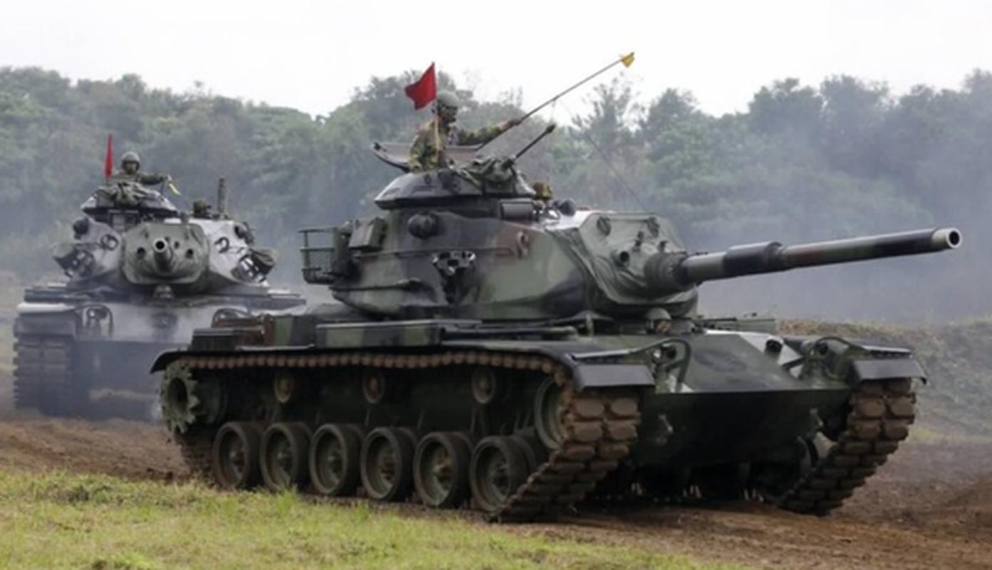 Loai xe tang Trung Quoc lua chon trong mo phong danh chiem Dai Loan-Hinh-11
