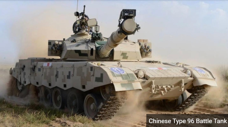 Loai xe tang Trung Quoc lua chon trong mo phong danh chiem Dai Loan-Hinh-4