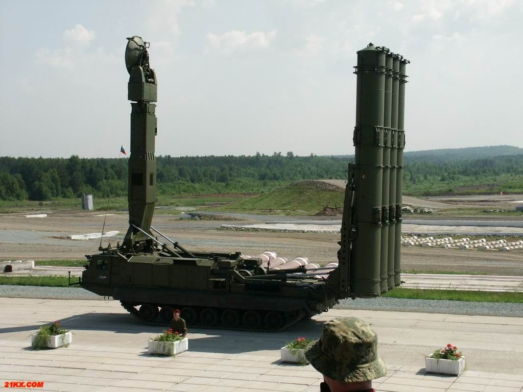 Nga trien khai ten lua phong khong S-300V4, quan dao Nam Kuril day song-Hinh-9