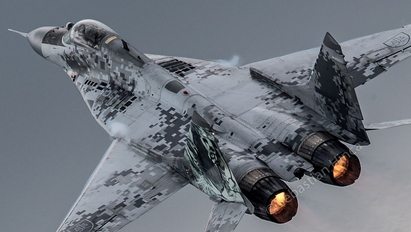Vi sao Trung Quoc khong mua them tiem kich nao cua Mikoyan sau MiG-21?-Hinh-10