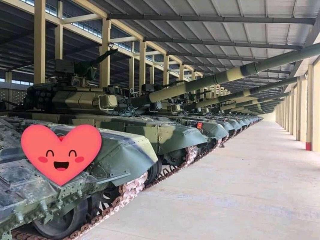 Vi sao xe tang chu luc T-72 cua Nga rat phu hop voi Viet Nam?
