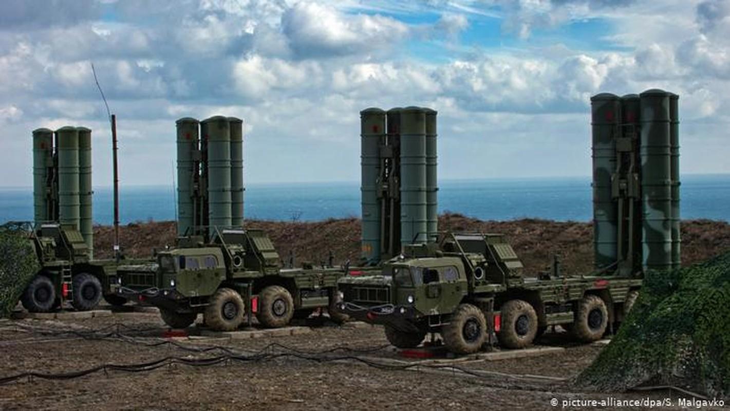 Iran muon mua sieu ten lua phong khong S-400 tu Nga-Hinh-13