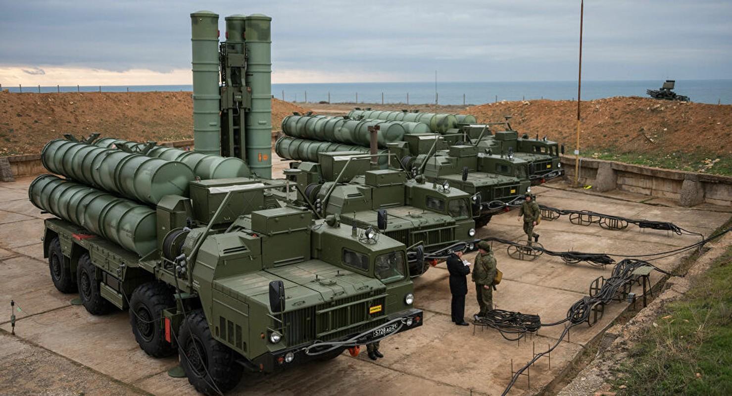Iran muon mua sieu ten lua phong khong S-400 tu Nga