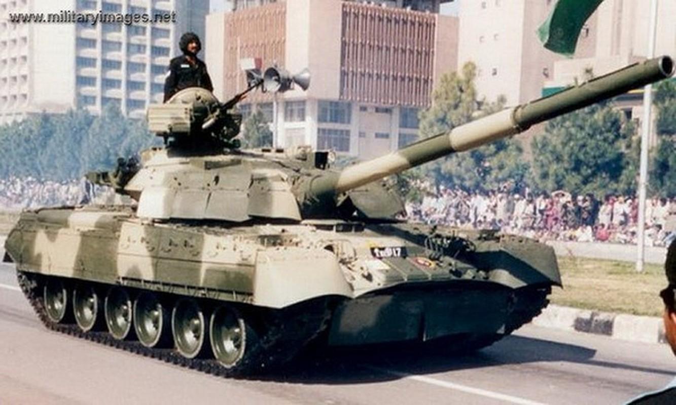 Pakistan co gi de doi dau 1.000 xe tang T-90 cua Quan doi An Do-Hinh-11