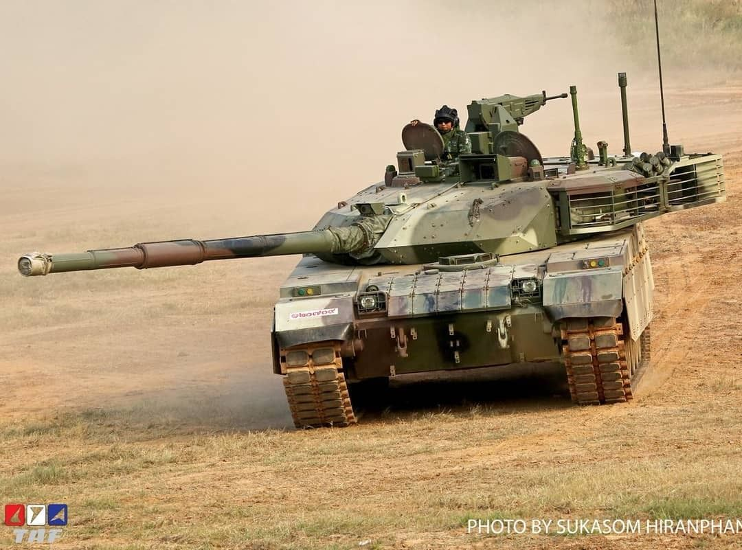 Pakistan co gi de doi dau 1.000 xe tang T-90 cua Quan doi An Do-Hinh-4