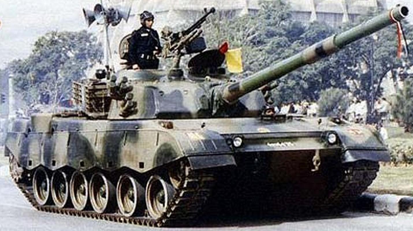 Pakistan co gi de doi dau 1.000 xe tang T-90 cua Quan doi An Do-Hinh-7