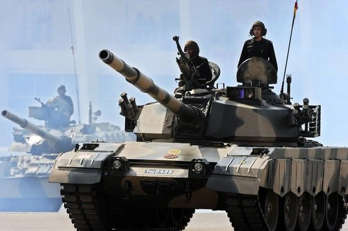 Pakistan co gi de doi dau 1.000 xe tang T-90 cua Quan doi An Do-Hinh-9