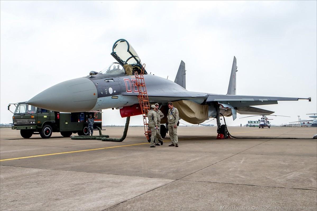 Trung Quoc khang dinh Nga may man vi J-16 khong duoc xuat khau