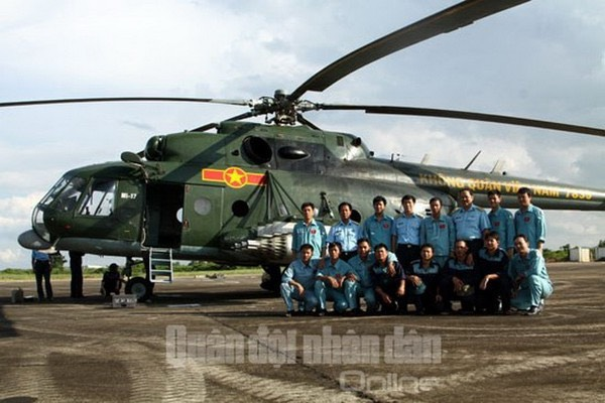 Loai bien Mi-24, Viet Nam dung truc thang nao de yem tro mat dat?-Hinh-6