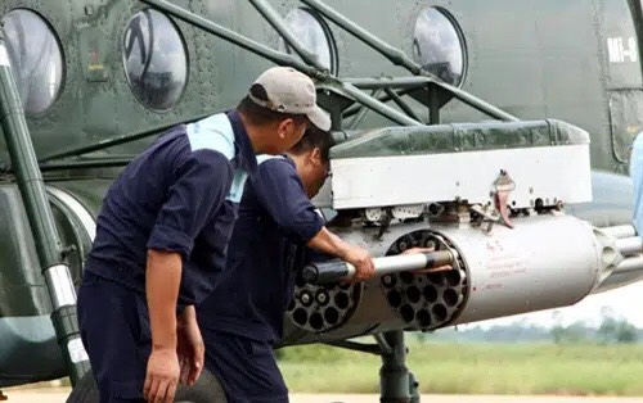 Loai bien Mi-24, Viet Nam dung truc thang nao de yem tro mat dat?-Hinh-7