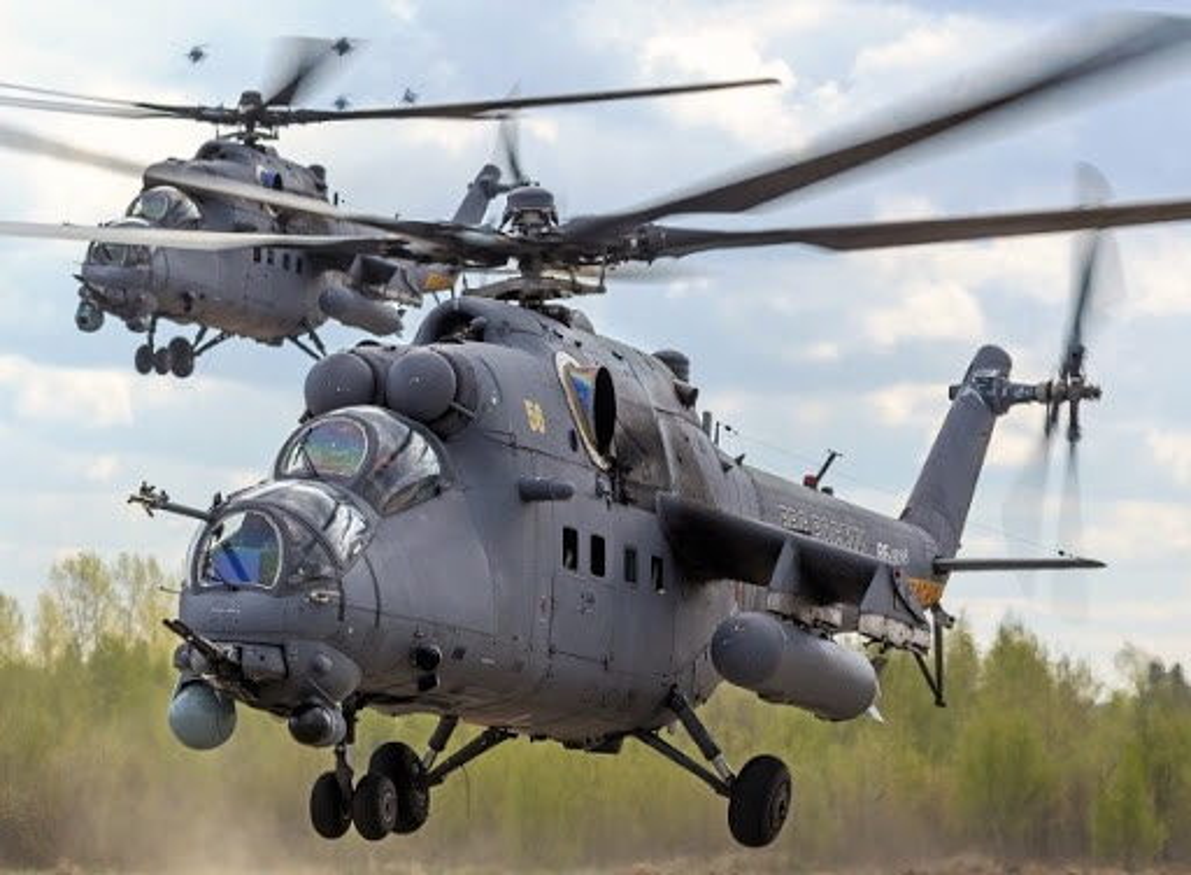 Loai bien Mi-24, Viet Nam dung truc thang nao de yem tro mat dat?-Hinh-9