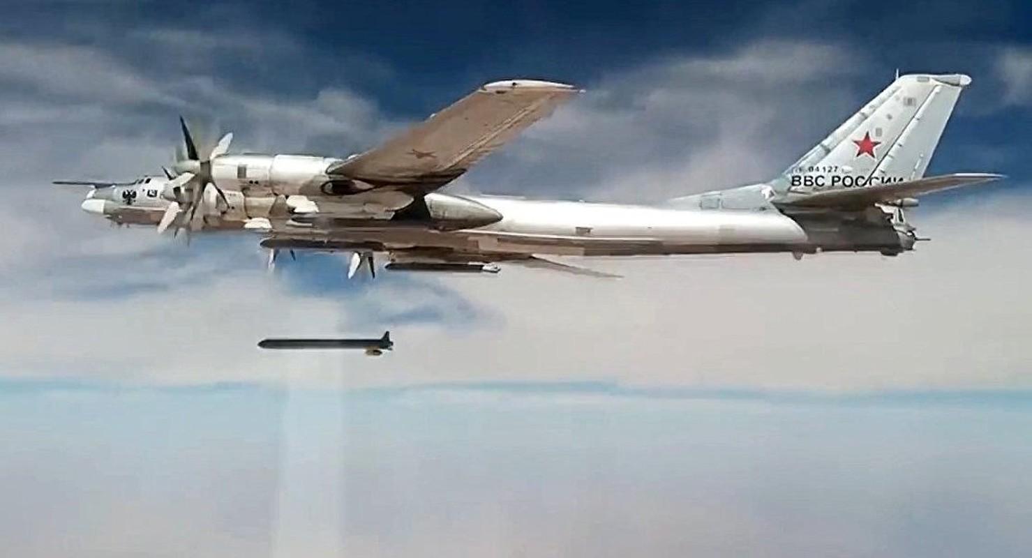 Ten lua hanh trinh Kh-101: Su ket tinh cua cong nghe quan su Nga-Hinh-12