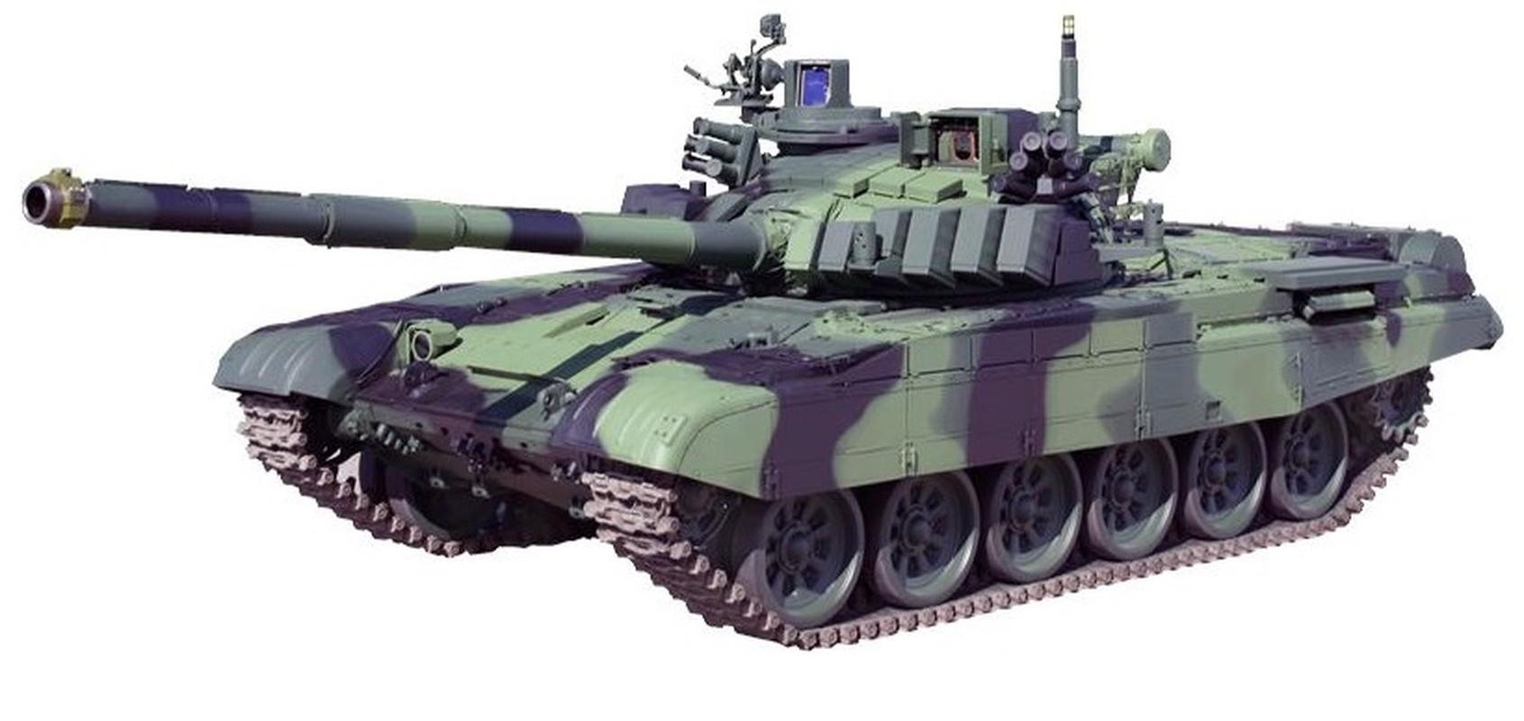 Bat ngo: Sec hien dai hoa xe tang T-72 con tot hon Nga
