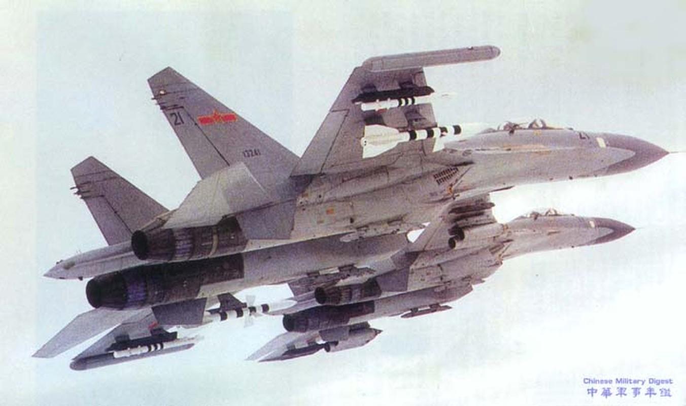 Cach Trung Quoc co duoc tiem kich Su-27 tu Lien Xo trong qua khu-Hinh-8