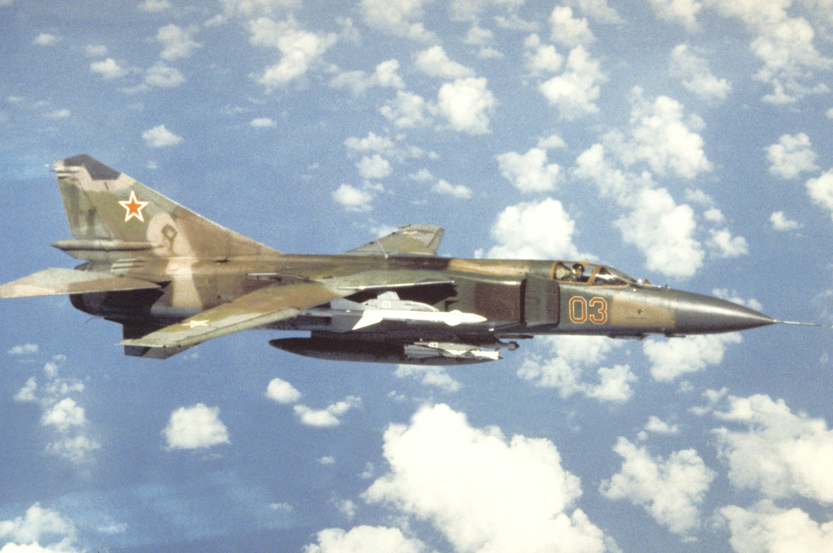 "MiG-23 co thuc su ""mong manh"" nhu phuong Tay danh gia? (1)-Hinh-17"
