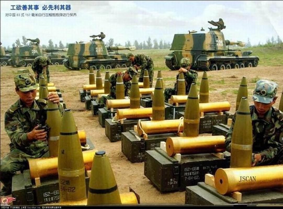Vi sao Trung Quoc dung ca hai loai dan phao 152 va 155 mm?-Hinh-13