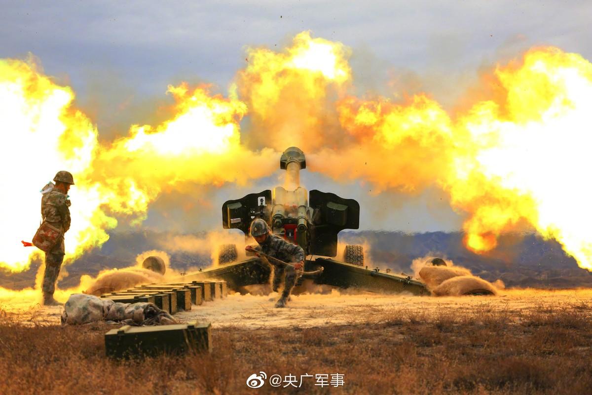 Vi sao Trung Quoc dung ca hai loai dan phao 152 va 155 mm?-Hinh-2